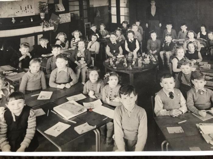 Primary homework help 1950s